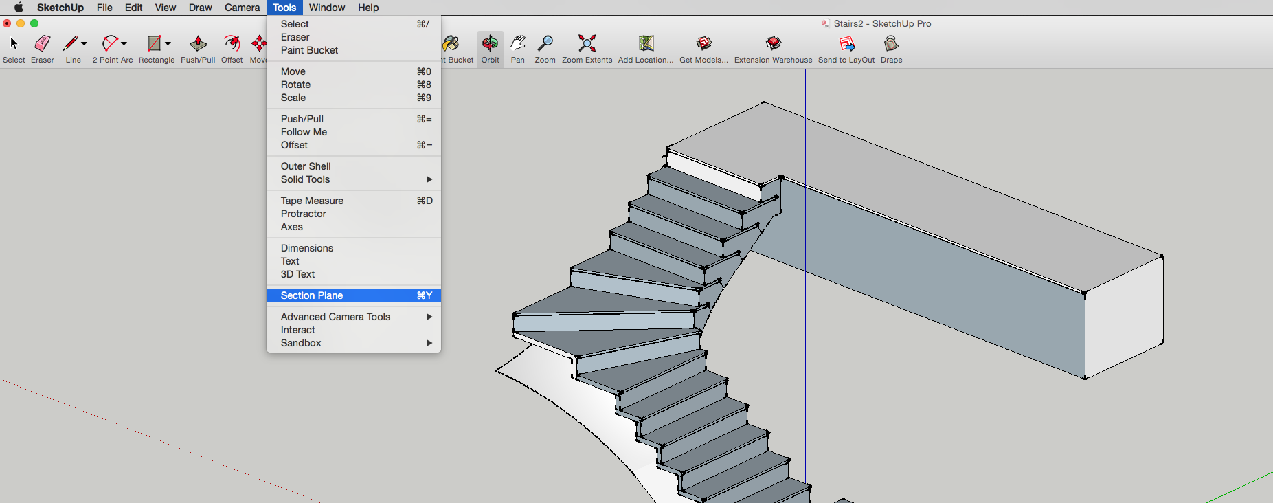 Drawing Smooth Lines In Autocad : Laser create sketchup to autocad